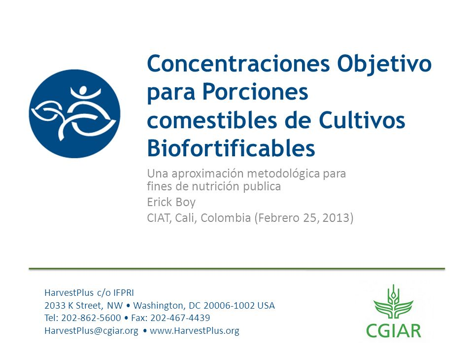 Objetivos Iniciales para VA, Fe, Zn: Mujer no embarazada / no en lactancia NutrientFOOD Consumed (g/day) X +Nutrient Concentration (mcg/g) XNutrient Retained (%) XAbsorbed proportion (%) =Nutrient absorbed (μg/day) EAR NP NL Woman (mcg) Vit.