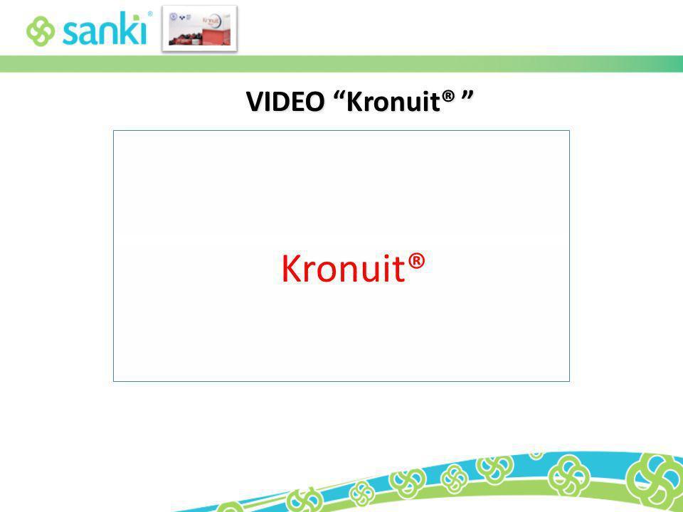 VIDEO Kronuit® VIDEO Kronuit® Kronuit®