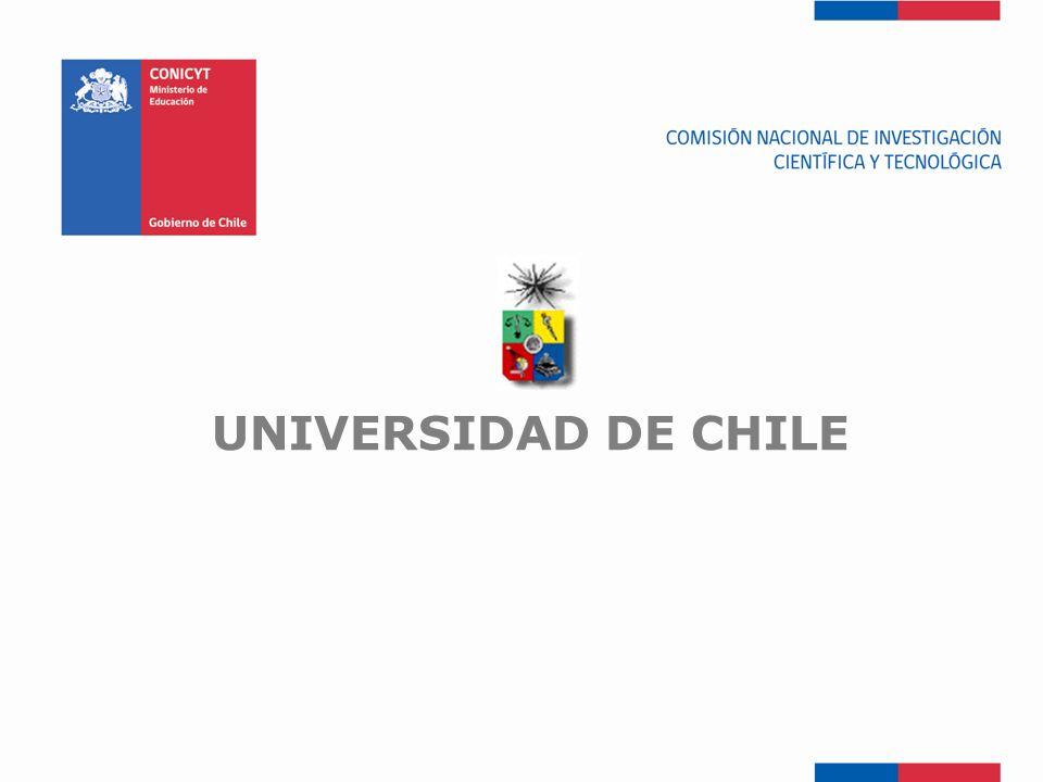 FONDEF-Fondo de Fomento UNIVERSIDAD DE CHILE