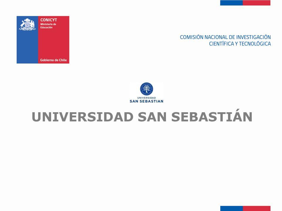 FONDEF-Fondo de Fomento UNIVERSIDAD SAN SEBASTIÁN