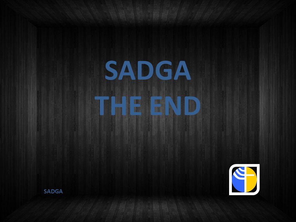 SADGA THE END SADGA
