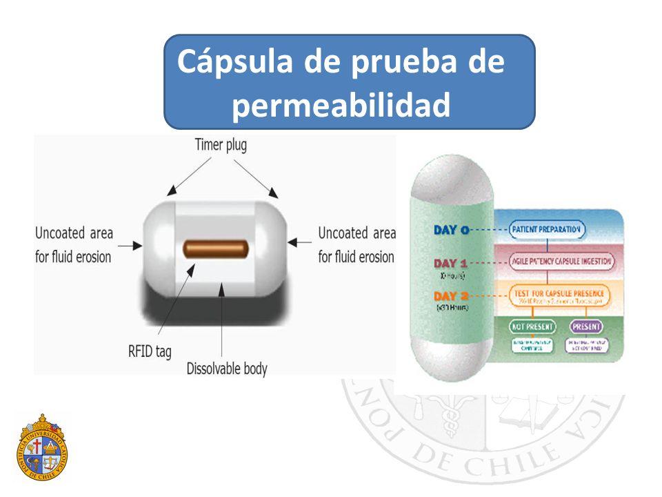 Sd polipósicos hereditarios (FAP, PJS) Se recomienda vigilancia de I delgado.