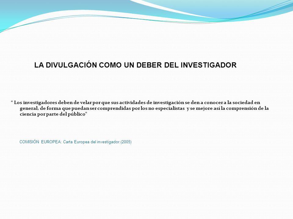 GÉNESIS Y DIVULGACIÓN DEL DESCUBRIMIENTO CIENTÍFICO HIPOTESIS PLANTEAMIENTO TEÓRICO ENSAYO MODELO LEYES VALIDACIÓN POR COMUNIDAD CIENTÍFICA PUBLICACIÓN ESPECIALIZADA ENSEÑANZA UNIVERSITARIA DIVULGACIÓN TEORÍA