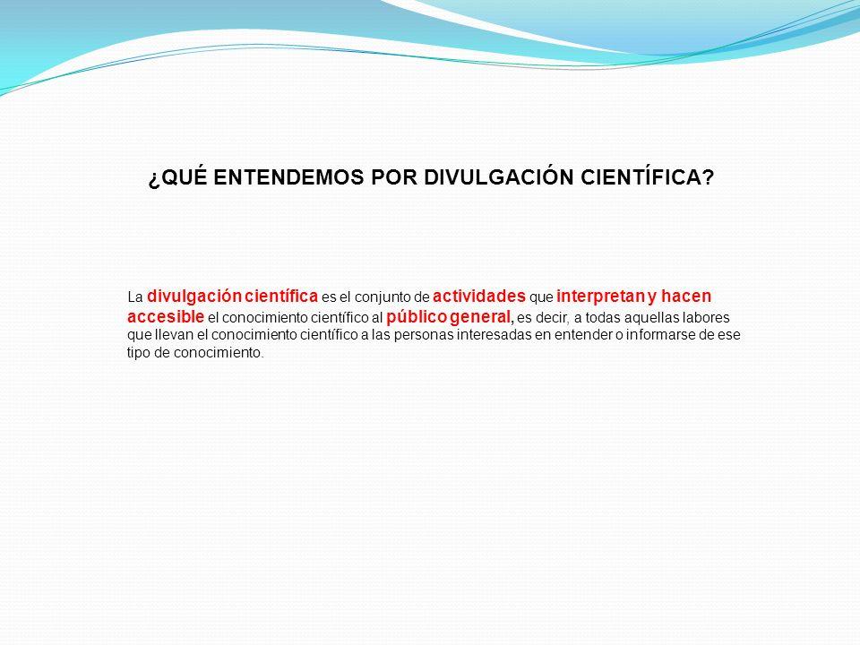 HISTORIA DE LA DIVULGACIÓN CIENTÍFICA La Biblioteca de Alejandría.