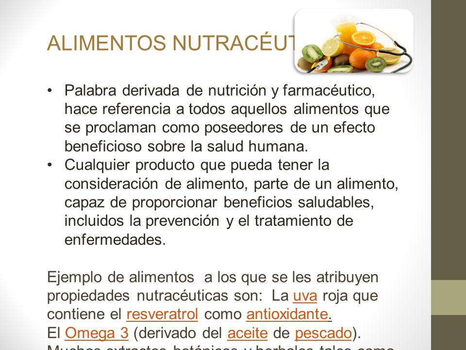 VENTAJAS Puede ser beneficioso a nivel nutricional, por la modificación de proteínas, entre otros y con la adición y del mismo modo la alteración de determinadas vitaminas y minerales necesarios para el organismo.