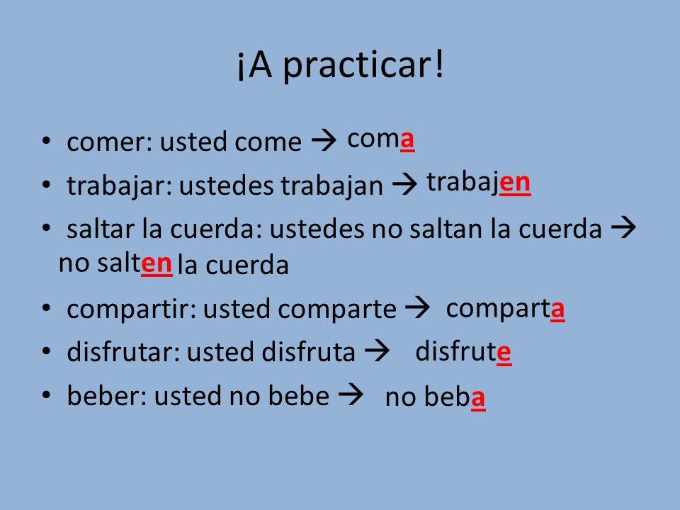 ¡Los verbos de yo-go.