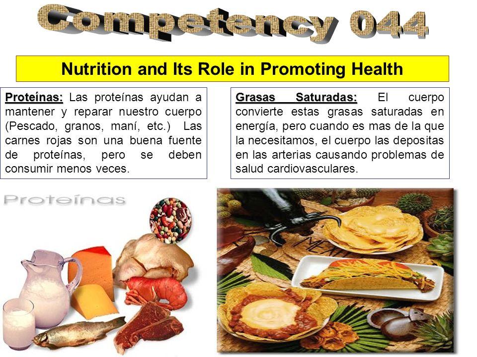 Nutrition and Its Role in Promoting Health Colesterol: Colesterol: El colesterol no es otra cosa que un tipo de grasa, un lípido que participa en muchos procesos fisiológicos importantes como el celular, el digestivo y en la sintetización de hormonas, entre otras funciones.