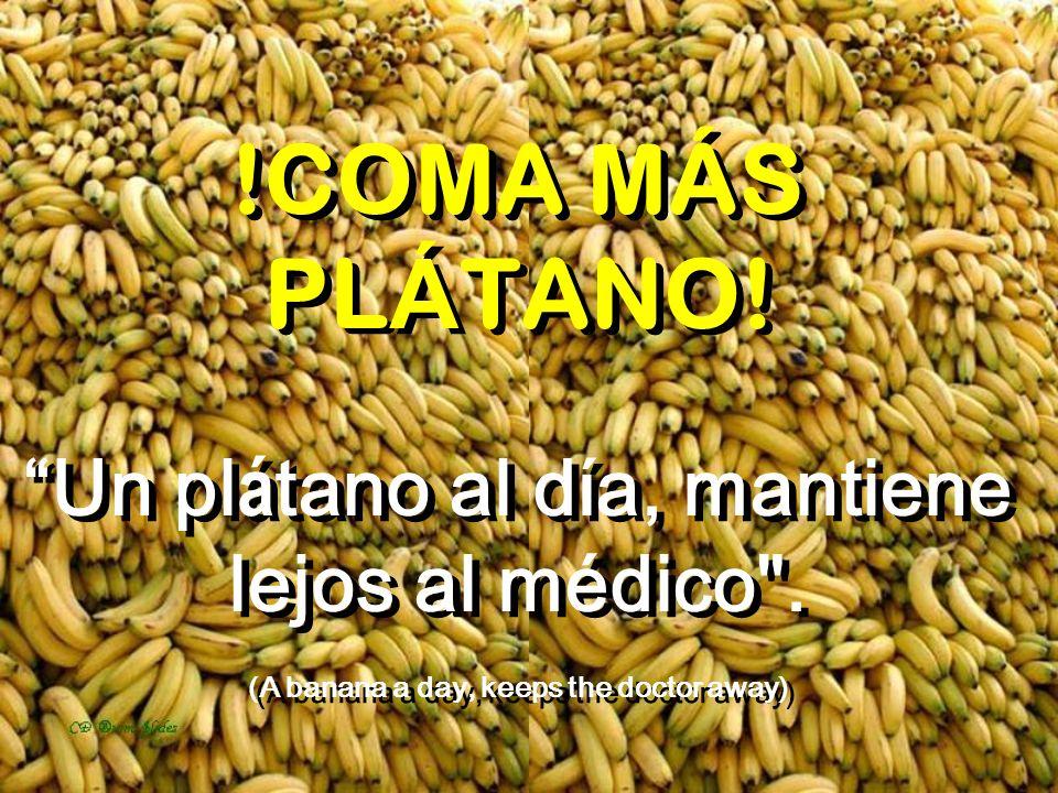 Malestar.Los plátanos, tienen un efecto antiácido natural.