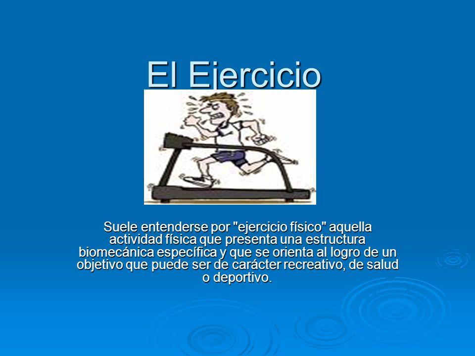 Índice El ejercicio físico El ejercicio físico La salud La salud