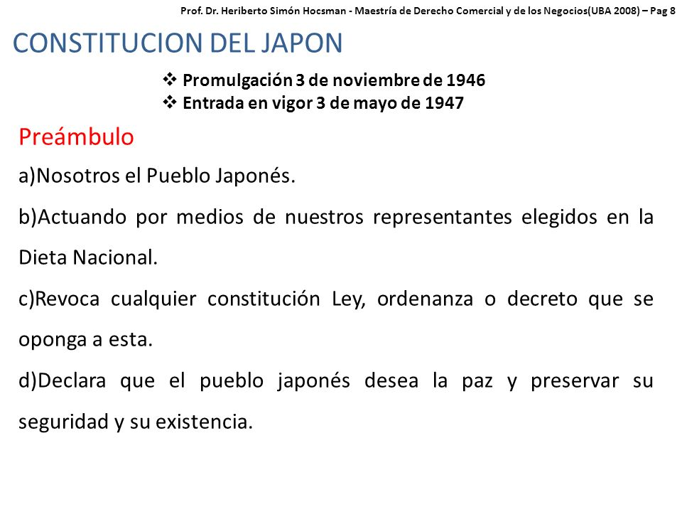 LEGISLACION FUDAMENTAL Constitución Códigos Civil Comercial Penal Procesal Civil Procesal Penal Prof.