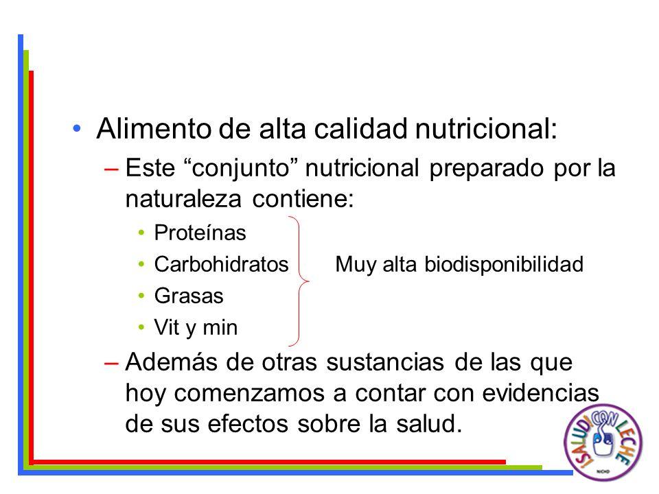 Alimento de alta calidad nutricional: –Este conjunto nutricional preparado por la naturaleza contiene: Proteínas CarbohidratosMuy alta biodisponibilid