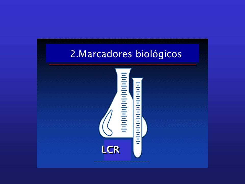 2.Marcadores biológicos LCR