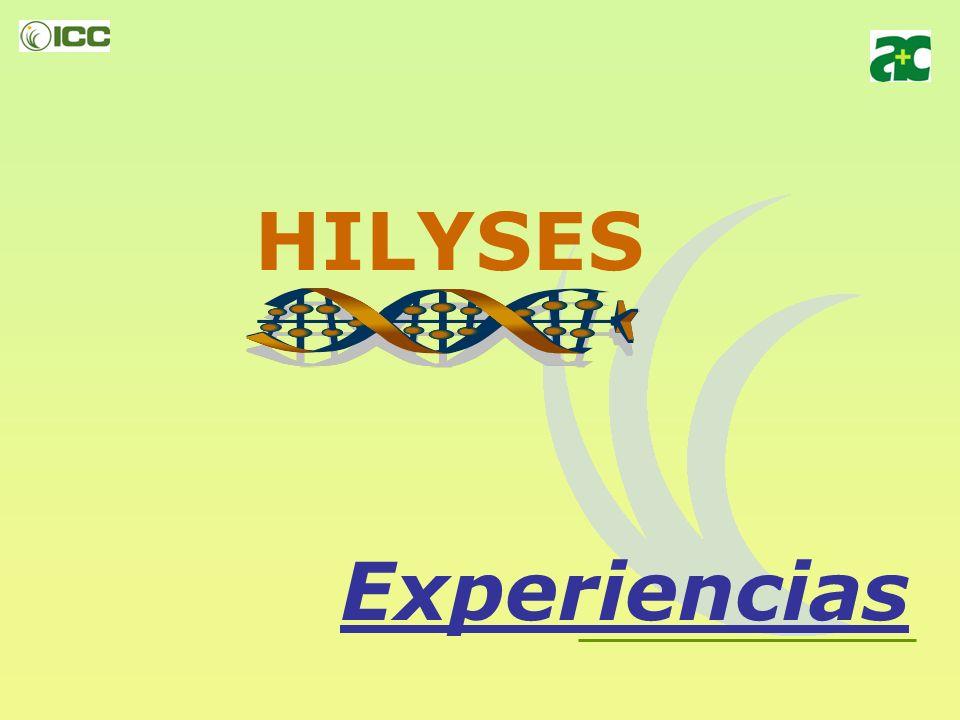 Dosificación de HILYSES Vacuno De leche y terneros de carne ………..