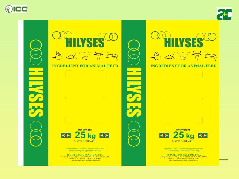 Conclusión La adición de Hilyses a la alimentación de gambas, redundó en una clara mejora de inmunidad y resistencia a la enfermedad en las cuatro sem