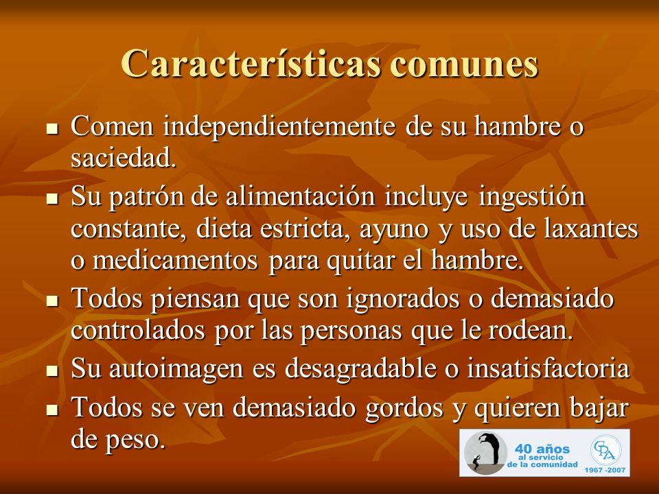 Consecuencias de la obesidad Depende del grado de obesidad Depende del grado de obesidad Dificultades cardíovasculares,cerebrales, dermatológicas, gastrointestinales, metabólicas, pulmonares, reproductivas, sanguíneas Dificultades cardíovasculares,cerebrales, dermatológicas, gastrointestinales, metabólicas, pulmonares, reproductivas, sanguíneas Discriminación social y laboral Discriminación social y laboral Discriminación escolar Discriminación escolar Aislamiento Aislamiento Pobreza Pobreza
