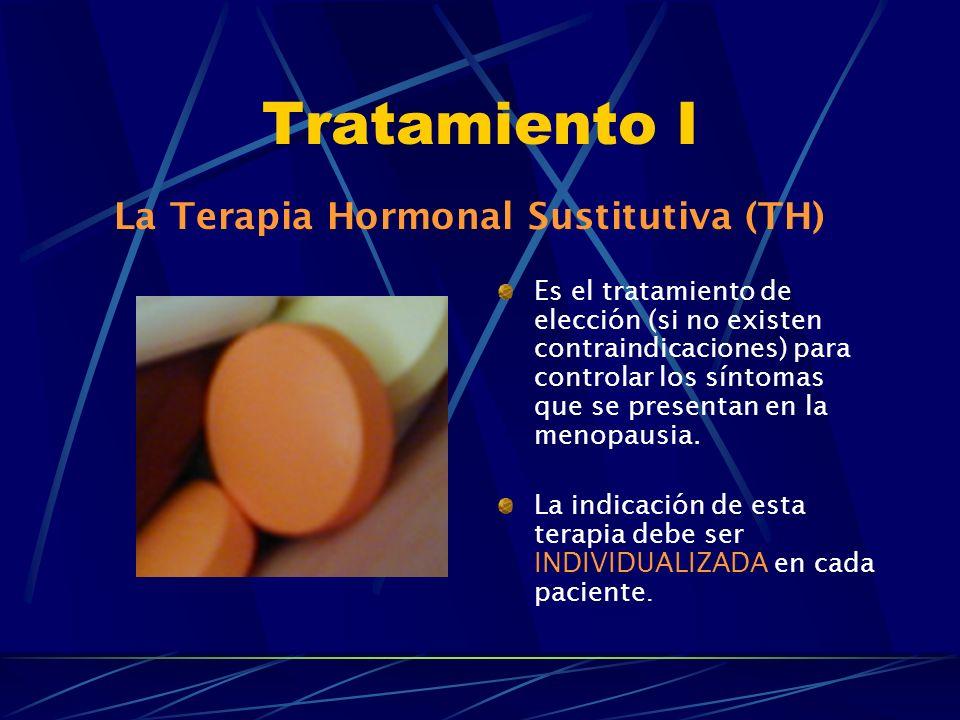 Osteoporosis II Tratamiento: Los estrógenos son el tratamiento más eficaz en la osteoporosis postmenopáusica.