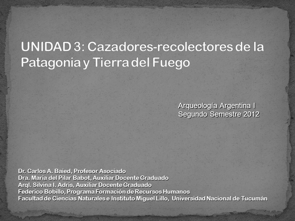 Un poco de historia sobre la investigación arqueológica en Patagonia.
