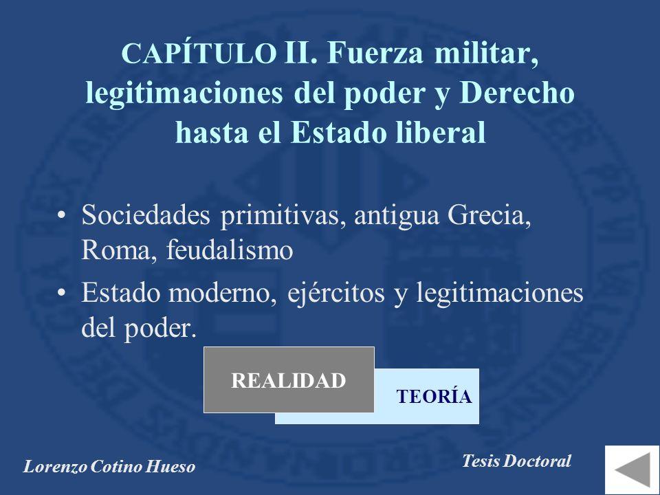 Lorenzo Cotino Hueso Tesis Doctoral TEORÍA CAPÍTULO II.