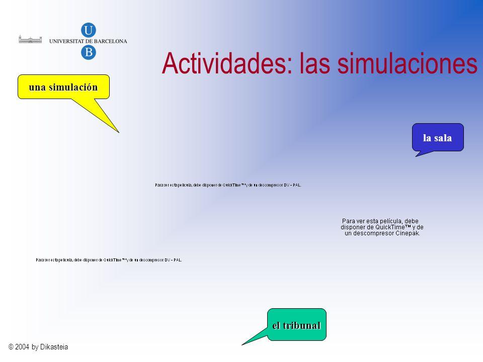 © 2004 by Dikasteia Operación Fracaso Gestmusic-Endemol es la productora del programa televisivo