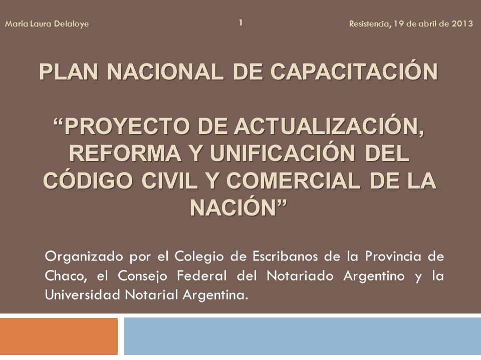 Libro 6 b: Derecho Internacional Privado Las normas del Derecho Internacional Privado en el Proyecto de Código Civil y Comercial – 2012.