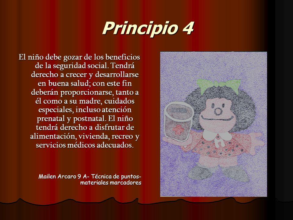 Principio 5 El niño física o mentalmente impedido o que sufra algún impedimento social debe recibir el tratamiento, la educación y el cuidado especiales que requiere su caso particular.