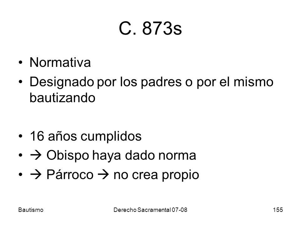 BautismoDerecho Sacramental 07-08155 C.
