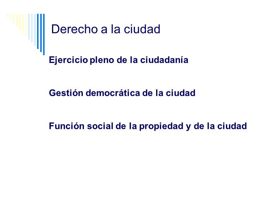 Función social es la base jurídica para establecer obligaciones (cargas) a la propiedad inmueble Se puede afirmar que hoy en día la imposición de obligaciones urbanísticas hace parte de la categoría de regulación de los usos del suelo
