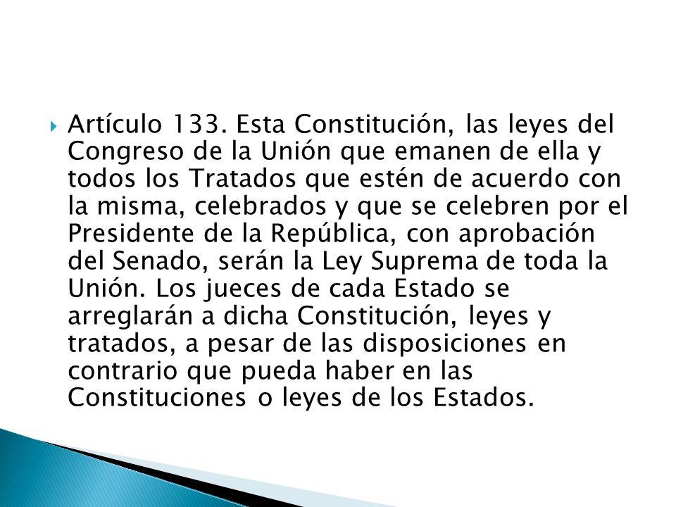 Artículo 133.