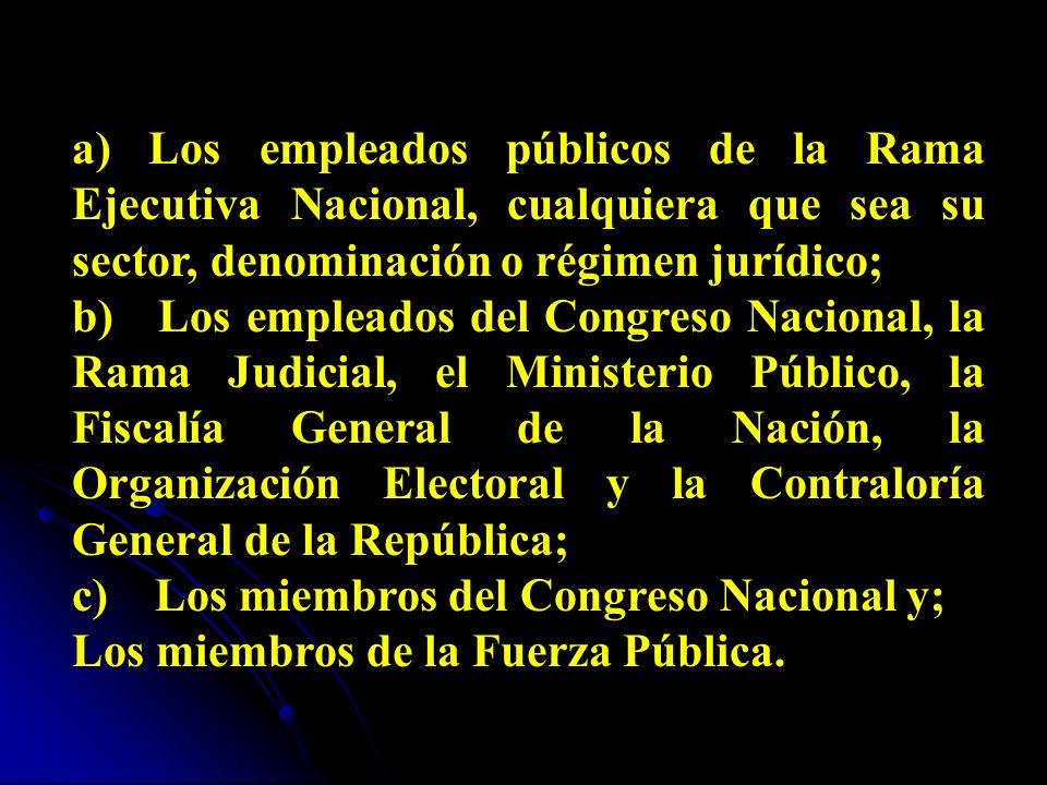 Ley 4ª de 1992: alcances y limitaciones Mediante la cual se señalan las normas, objetivos y criterios que debe observar el Gobierno Nacional para la f