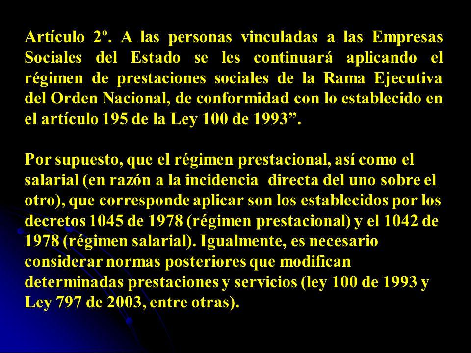 El Decreto 1919 de 2002 Artículo 1º.