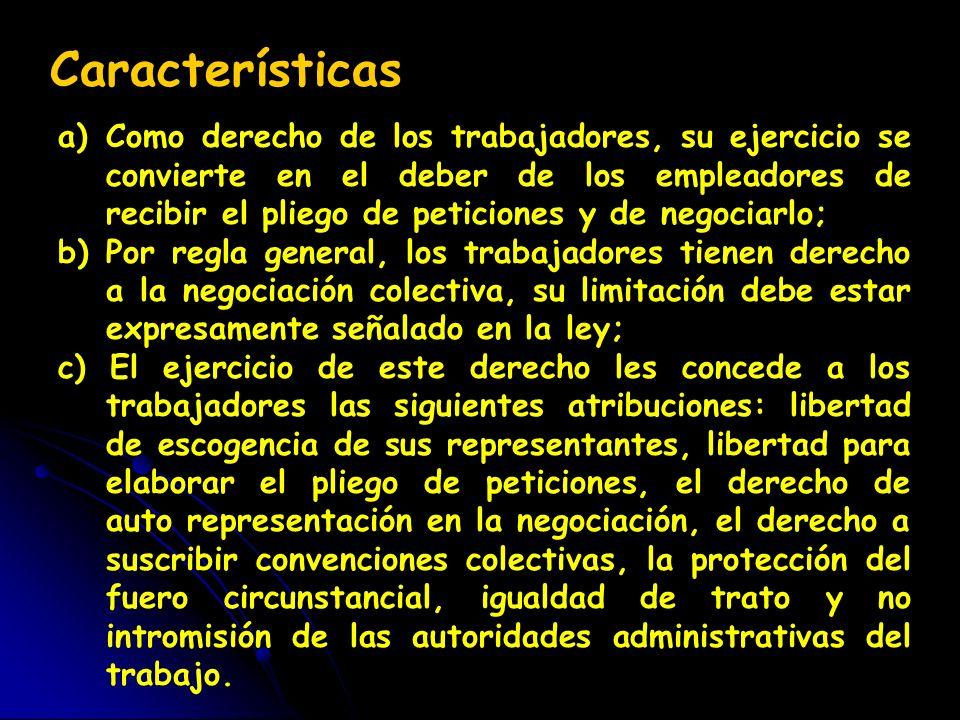 En el ámbito del Derecho del Trabajo es básico el reconocimiento dado por la Constitución del 91 al trípode sobre el cual se fundan las relaciones colectivas: la sindicalización (Art.