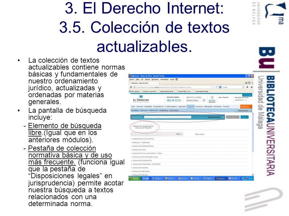 3.El Derecho Internet: 3.6. Convenios.