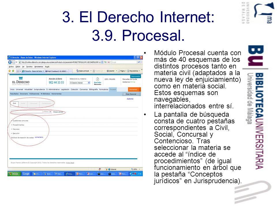 3.El Derecho Internet: 3.10. Mementos.