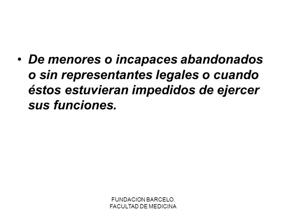 FUNDACION BARCELO.