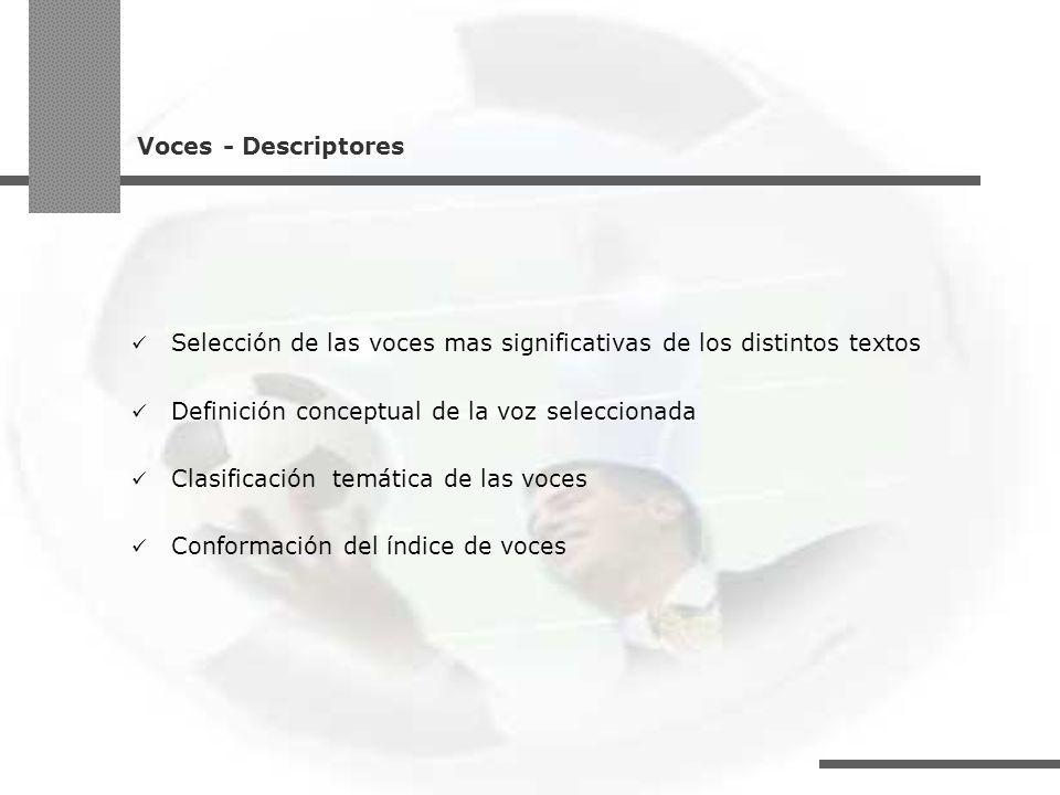 Tratamiento Documental Individualización de las fuentes de información jurídica Selección de las fuentes de información Vinculación de las distintas fuentes de información jurídica Clasificación de las fuentes de información jurídica Comparación de las fuentes de información jurídica
