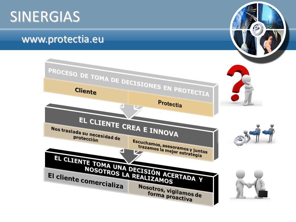 www.protectia.eu SINERGIAS