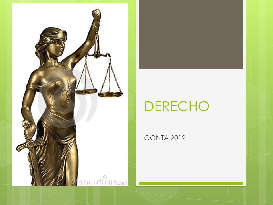NECESIDAD DEL DERECHO EN LA VIDA Sin Derecho (normas, reglamentos, etc.) =Anarquía = caos.