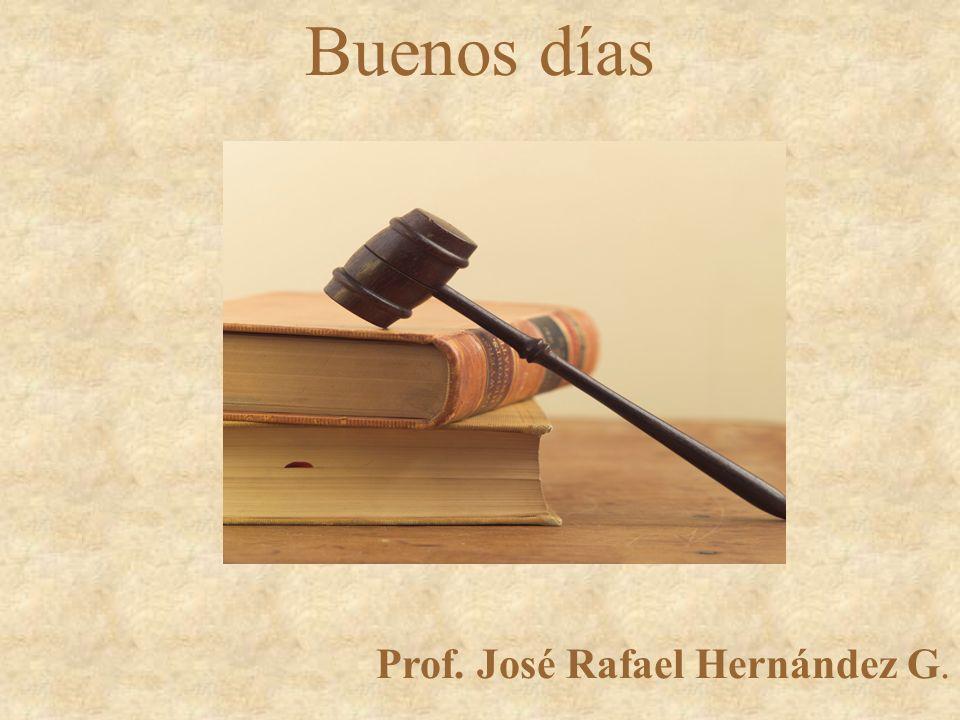 II.Integración del derecho II. III.