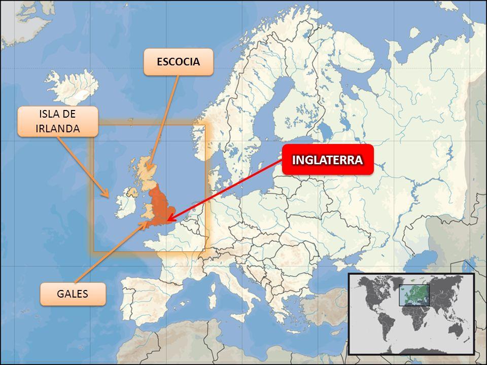 ESCOCIA ISLA DE IRLANDA GALES