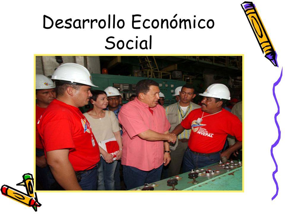 Desarrollo Económico Social