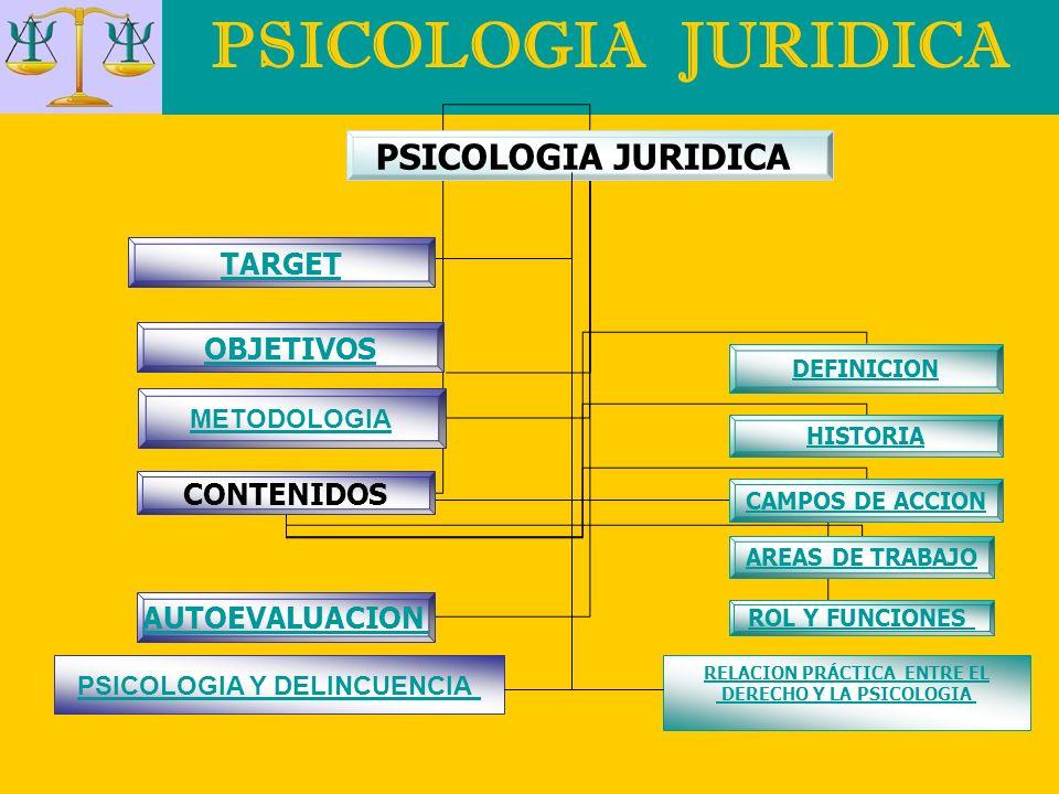 PSICOLOGIA JURIDICA Primer periodo: Inicios del siglo XX, aparecen publicaciones de Stern y Munsterberg, quienes realizan escritos sobre los procesos psicológicos que intervienen en el testimonio.