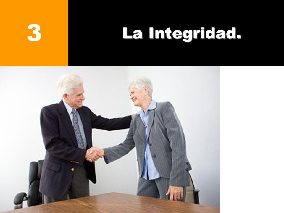 La Integridad. 3