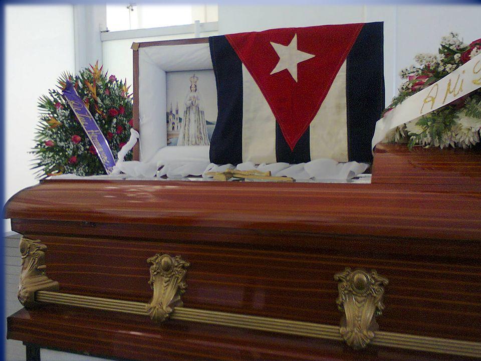 Corona de la Unión de Expresos Políticos cubanos en Venezuela.
