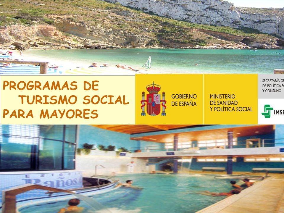 Programa Especial JUNTOS EN NAVIDAD Área Vacaciones Área Balnearios