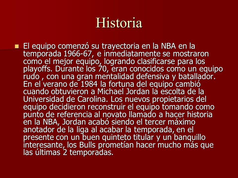 Historia El equipo comenzó su trayectoria en la NBA en la temporada 1966-67, e inmediatamente se mostraron como el mejor equipo, logrando clasificarse