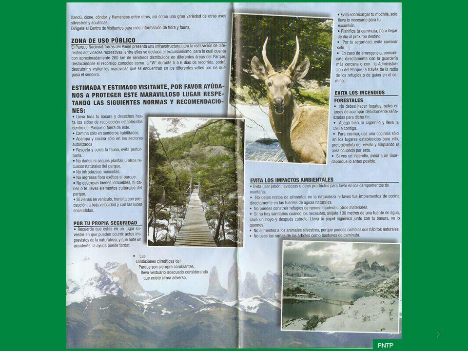 Temas Trekking Camping y refugios Residuos Observación de la fauna Kayak Pesca recreativa 3 Fotografía Rio Batchelor, A Baradel