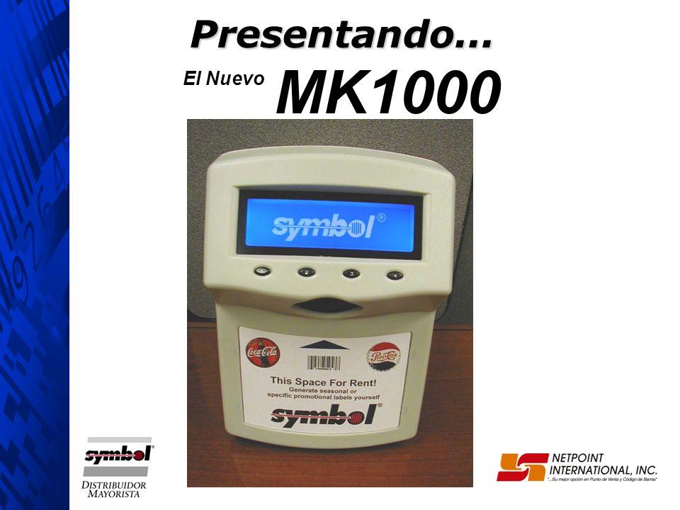 Presentando... El Nuevo MK1000