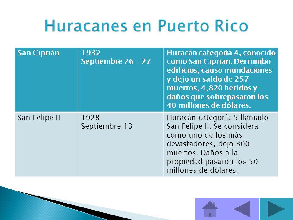 Hugo1989 Septiembre 17 - 18 Huracán categoría 5, Hugo logro causar millones de dólares en perdidas y extensas perdidas en el servicio de luz y agua en