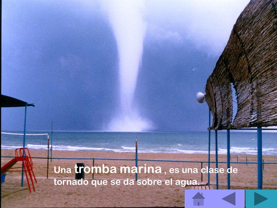 Aunque los tornados no son un fenómeno típico del trópico es importante conocer lo que debemos hacer, por si la situación se presenta aquí o en un via