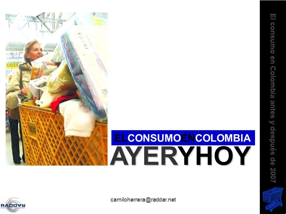 camiloherrera@raddar.net ELCONSUMOENCOLOMBIA AYERYHOY